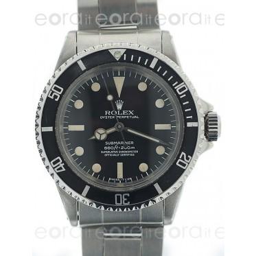 Rolex Submariner 5512 COSC GARANZIA Art. Rb14