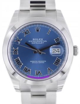 Rolex Datejust ll ref.126300 scatola e garanzia originali 02/2021 Art. Rjn92
