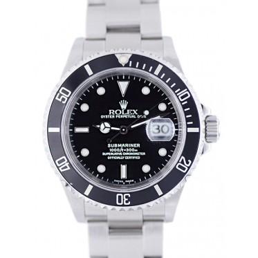 Rolex Submariner SEL scatola e garanzia originale 03/2002 Art. Rb73