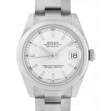 Rolex Medio Datejust 178240 MAI INDOSSATO art. Rm519