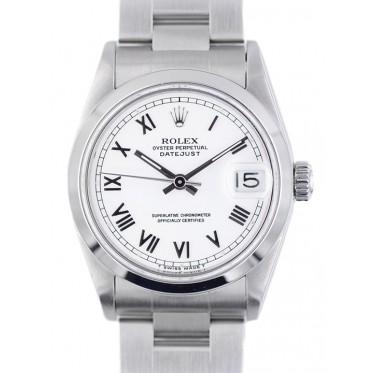Rolex Medio Datejust -con bracciale NUOVO- Art. Rm162