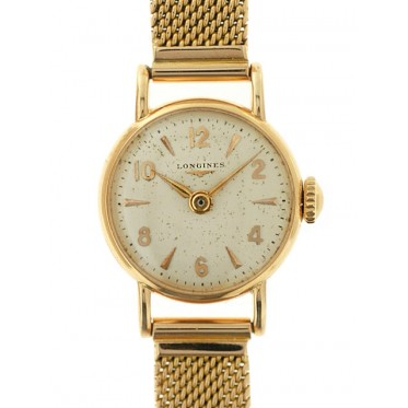 Longines Lady Oro Rosa art. L05