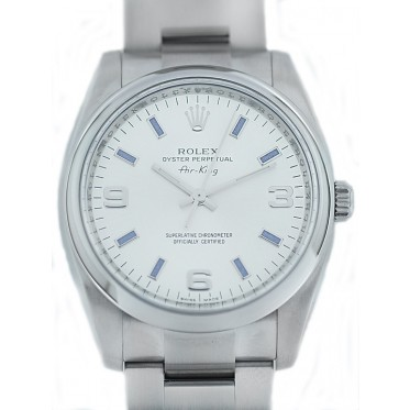 Rolex Air King secondo polso