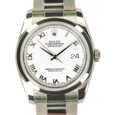 Rolex Datejust Ref. 116200 RRR 04/2013 art. Rz682