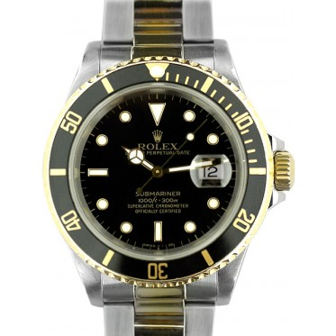 Rolex Submariner acc-oro art.Rb635n