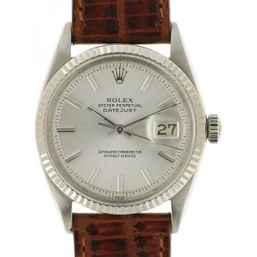 Rolex Datejust Plastica anni '70 ref. 1601 art. Rs1096