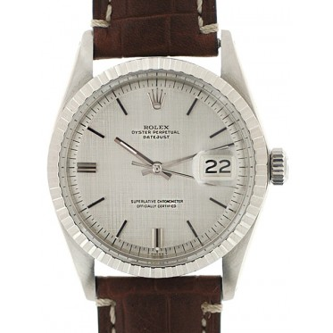 Rolex Datejust Plastica anni '70 ref. 1603 art. Rs1095
