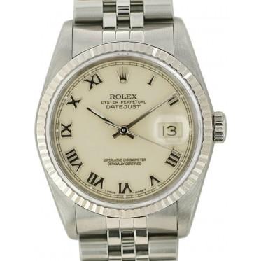 Rolex Datejust zaffiro art. Rz299