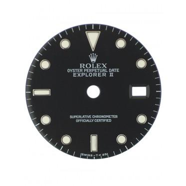 Rolex quadrante originale trizio Explorer II art. 14D