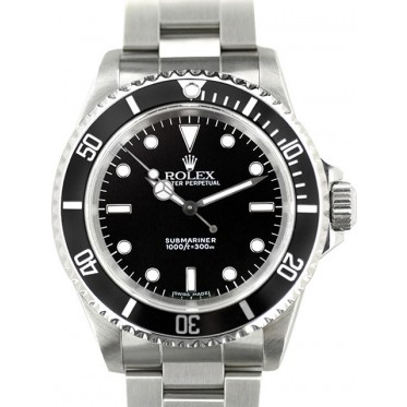 Rolex Submariner Senza Data 14060M SCAT/GAR art. Rb915