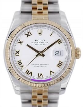 Rolex Datejust ref.116233 full set 05/2012 Art. Rjn90