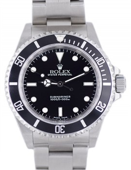 Rolex Submariner Senza Data 14060M
