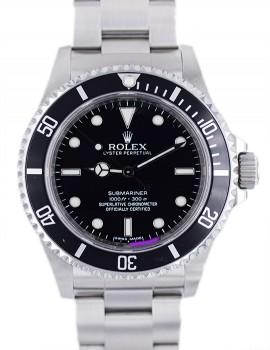 Rolex Submariner Senza Data (4 scritte - card - RRR - random) 09/2011 Art. Rb33