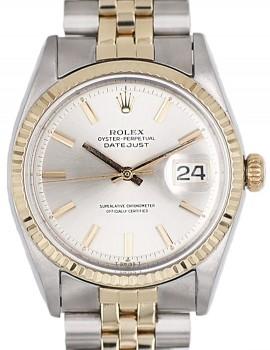 Rolex Datejust ref. 1601 acciaio e oro Art. Rs44