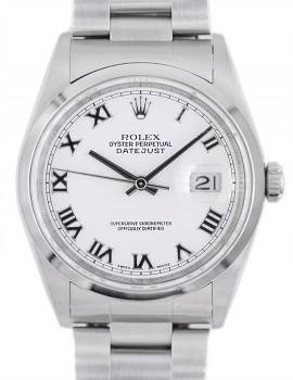 Rolex Datejust ref.16200 garanzia originale Art. Rz55