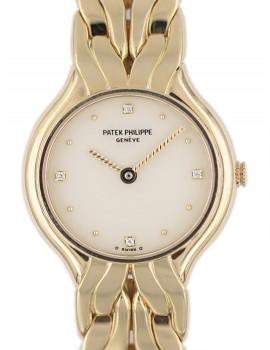 Patek Philippe La Flamme Lady 4816/1J quartz OFFICIAL SERVICED art. Pk59