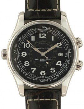 Hamilton Khaki Navy GMT Art. Ha21n