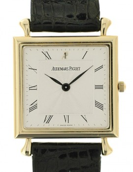 Audemars Piguet Square Oro Giallo Manuale art. Ap48