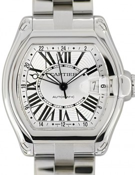 Cartier Roadster GMT XL 02/2006 art. Ca90