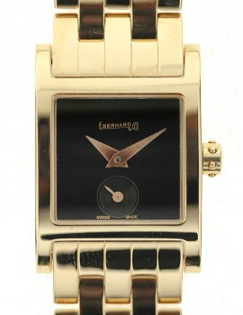 Eberhard Gingi Lady Oro Rosa quartz art. E57