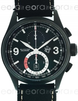Glycine Incursore Black Jack PVD Limited 10/2012 Art.GL18