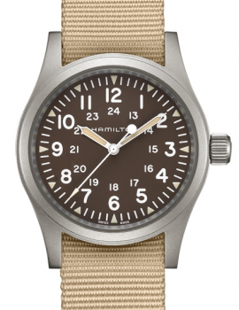Hamilton Field Mechanical NUOVO art hm200