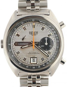Heuer Carrera 1553 Cal. 15 art. Th66