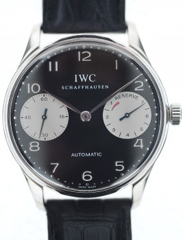 IWC Portoghese 7 Days Reserve LIMITED ref. 5000 xx/2002 art. Iw1