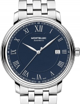 Montblanc Tradition 117830 Date Automatic NUOVO art. MT04