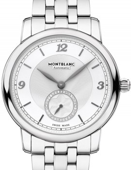 Montblanc Star Legacy 118511 Small Second Diamanti NUOVO art. MT