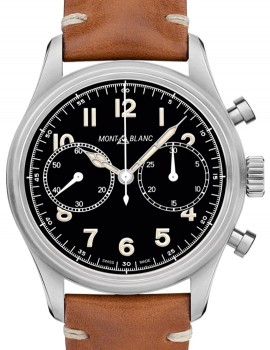 Montblanc 1858 Automatic Chronograph NUOVO art. MT02