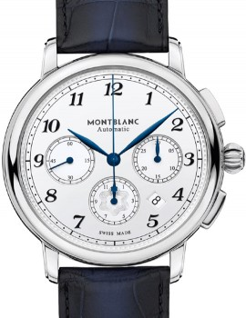 Montblanc Star Legacy Automatic Chronograph NUOVO art. MT12