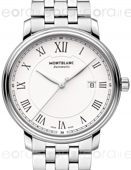 Montblanc Tradition 112610 Date Automatic NUOVO art. Mt14