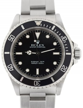Rolex submariner senza data scat/gar art. Rb652