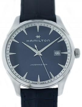Hamilton Jazzmaster blu