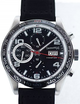 Eberhard Champion V chrono gran data Nuovo Art. Eb230