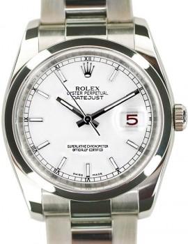 Rolex Datejust Ref. 116200 11/2008 art. Rz1349