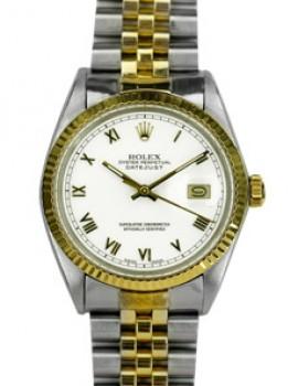 Rolex Datejust acc-oro plastica art. Rq131wr