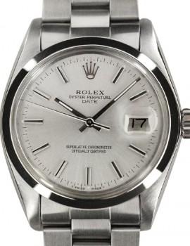 Rolex Date plastica con CERTIFICATO CRONOMETRO art. Rd1380