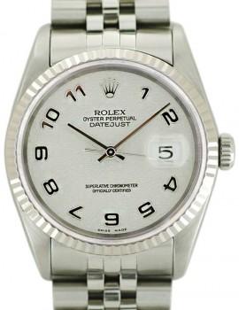 Rolex Datejust zaffiro SCAT/GAR art. Rz111wj