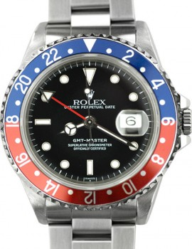 Rolex GMT 16700 SWISS only art. 1345