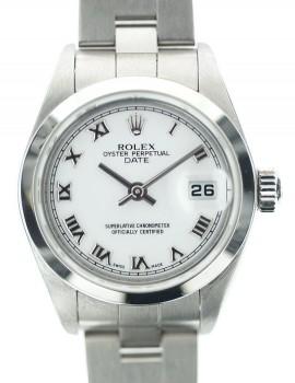 Rolex Lady Date zaffiro 05/2005 art. RL983