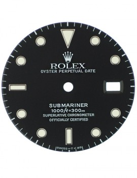 Rolex quadrante originale Submariner Data 16610 - 16800 art. 13D