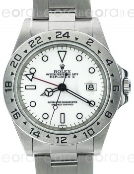Rolex Explorer II prezzo
