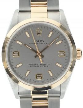 Rolex Oyster 14203 Zaffiro acc oro art. R1448