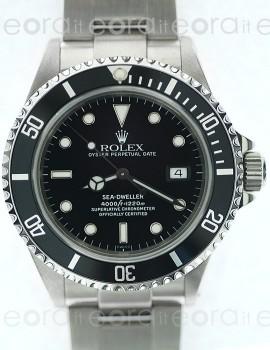 Rolex Seadweller 16600 SWISS ONLY Scat/Gar art. Rb1436