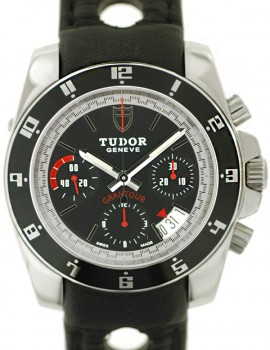 Tudor Grantour Chrono 11/2009 art. Tu111
