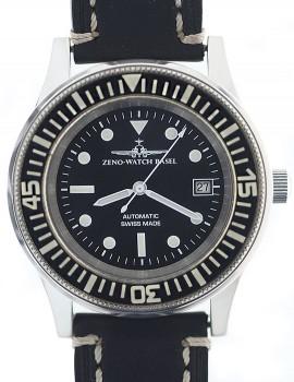 Zeno Watch Basel AS2063 LIMITED EDITION SCAT/GAR art. Nr370