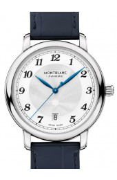 Montblanc Star Legacy 117574 Automatic Date 39 mm NEW art. MT09