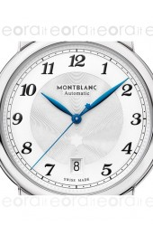 Montblanc Star Legacy 117323 Automatic Date 42 mm NUOVO art. MT13